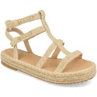 Zapatos Mujer Sandalias Tephani TF2233 Beige