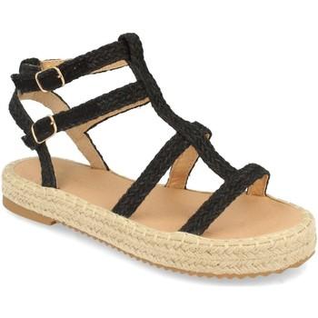 Zapatos Mujer Sandalias Tephani TF2233 Negro