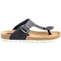 Zapatos Mujer Sandalias Colour Feet MITJANA Negro