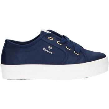 Zapatos Mujer Deportivas Moda Gant 20539441 LEISHA Azul