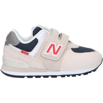 Zapatos Niños Multideporte New Balance IV574SJ2 Beige