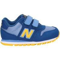 Zapatos Niños Multideporte New Balance IV500TPL Azul