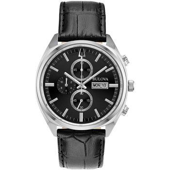 Relojes & Joyas Hombre Relojes analógicos Bulova 96C133, Quartz, 42mm, 3ATM Plata