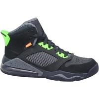 Zapatos Hombre Baloncesto Nike Jordan Mars 270 Negros, Grises, Verdes