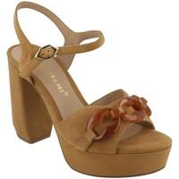 Zapatos Mujer Sandalias Bruno Premi BW3805X TAN Beige