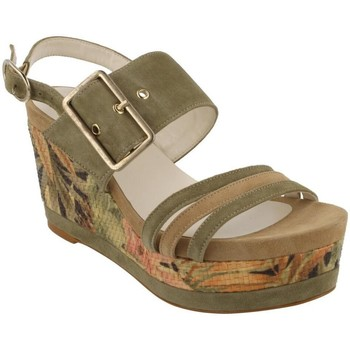 Zapatos Mujer Sandalias Durá - Durá D1778 Verde