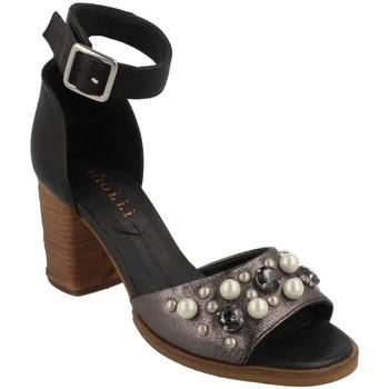Zapatos Mujer Sandalias Fabbrica Dei Colli CLOUD112 919-512 Negro