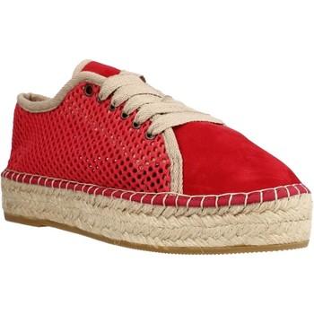 Zapatos Mujer Alpargatas Toni Pons FEDRA BQ Rojo