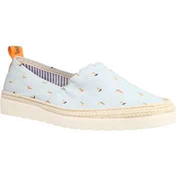 Zapatos Mujer Alpargatas Toni Pons BRUNA VE Azul