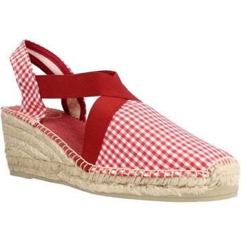 Zapatos Mujer Alpargatas Toni Pons TERRA VH Rojo