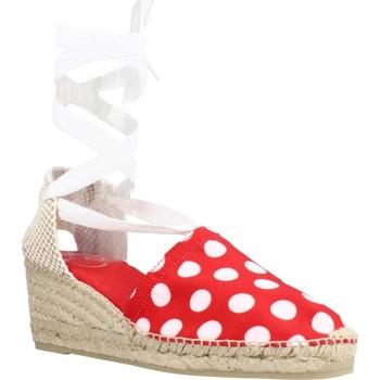 Zapatos Mujer Alpargatas Toni Pons VEIRA TO Rojo