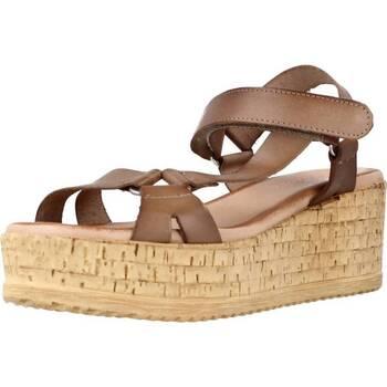 Zapatos Mujer Sandalias Cokketta 1032Y Marron