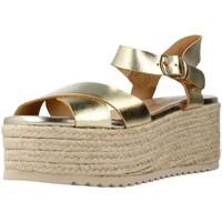Zapatos Mujer Alpargatas Cokketta 113Y Oro