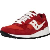 Zapatos Mujer Zapatillas bajas Saucony SHADOW 5000 Rojo