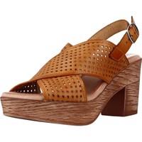 Zapatos Mujer Sandalias Cokketta 1210Y Marron