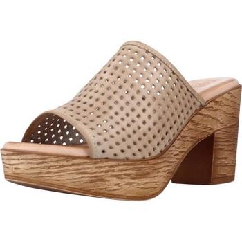 Zapatos Mujer Zuecos (Mules) Cokketta 1212Y Marron