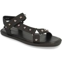 Zapatos Mujer Sandalias Buonarotti 1DB-1148 Negro
