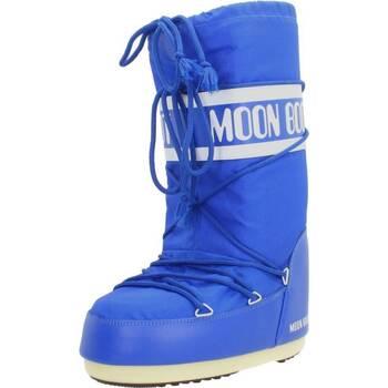 Zapatos Mujer Botas Moon Boot 14004400 075 Azul