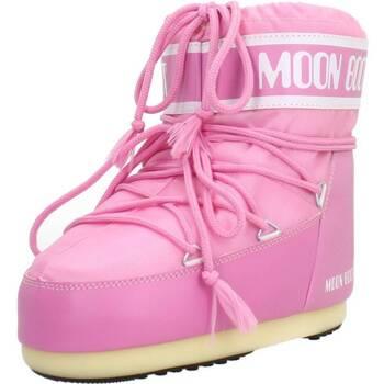 Zapatos Mujer Botas Moon Boot 14093400 003 Rosa