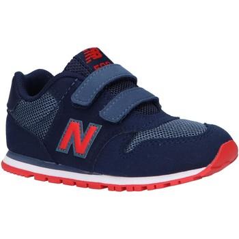 Zapatos Niño Multideporte New Balance IV500TPN Azul