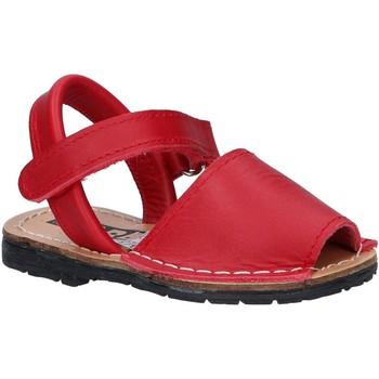 Zapatos Niños Sandalias Garatti 099 Rojo