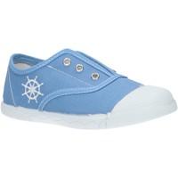Zapatos Niño Tenis Cotton Club CC0001 Azul