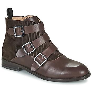 Zapatos Mujer Botas de caña baja JB Martin XALON Corteza