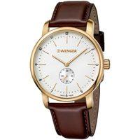 Relojes & Joyas Hombre Relojes analógicos Wenger 01.1741.124, Quartz, 42mm, 10ATM Oro
