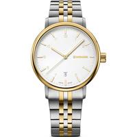Relojes & Joyas Hombre Relojes analógicos Wenger 01.1731.122, Quartz, 40mm, 10ATM Oro