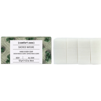 Belleza Mujer Productos baño Comfort Zone Sacred Nature Hand&body Soap 120 Gr 120 g