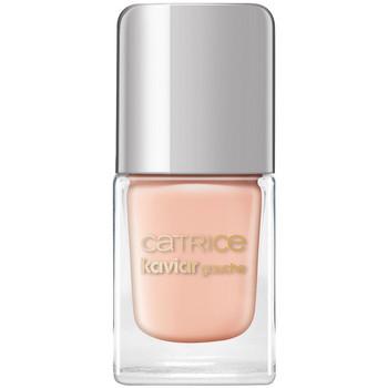 Belleza Mujer Esmalte para uñas Catrice Kaviar Gauche Nail Lacquer c02-eternal Shine 1 u