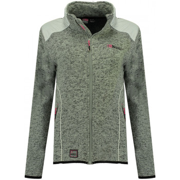 textil Mujer Polaire Geographical Norway  Gris