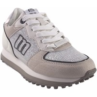 Zapatos Mujer Multideporte MTNG Zapato señora MUSTANG 60011 blanco Blanco