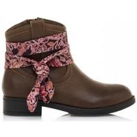 Zapatos Niños Botas de caña baja MTNG BOTIN  48076 Marrón