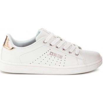 Zapatos Mujer Zapatillas bajas Big Star DD274583 Blanco