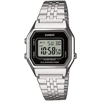 Relojes & Joyas Hombre Relojes digitales Casio LA680WEA-1EF, Quartz, 28mm, 3ATM Plata