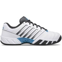 Zapatos Running / trail K-Swiss KSWISS BIGSHOT LIGHT 4 BLANCO NEGRO 06989130 BLANCO NEGRO