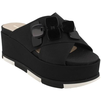 Zapatos Mujer Zuecos (Mules) Jeannot 35217 Negro