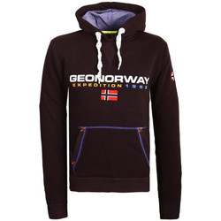 textil Hombre Sudaderas Geographical Norway  Negro