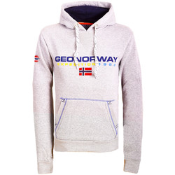 textil Hombre Sudaderas Geographical Norway  Gris