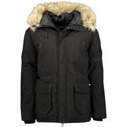 textil Hombre Parkas Geographical Norway  Negro