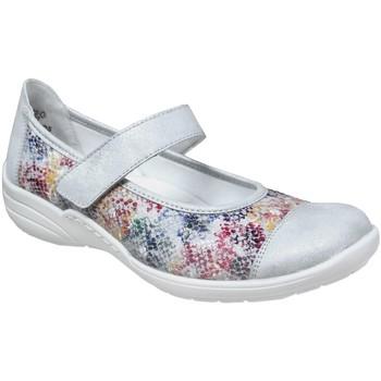 Zapatos Mujer Bailarinas-manoletinas Remonte Dorndorf R7627 Gris múltiple