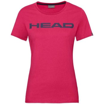 textil Mujer Camisas Head CAMISETA  CLUB LUCY FUCSIA MUJER FUCSIA