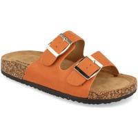 Zapatos Mujer Zuecos (Mules) Buonarotti 1AY-1056 Naranja