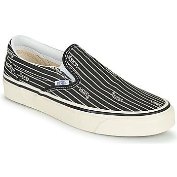 Zapatos Mujer Zapatillas bajas Vans UA CLASSIC SLIP ON 9 Negro