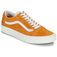 Zapatos Mujer Zapatillas bajas Vans UA OLD SKOOL Naranja