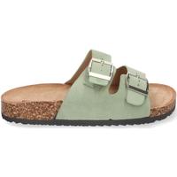 Zapatos Mujer Zuecos (Mules) Buonarotti 1AY-1056 Verde