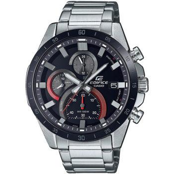 Relojes & Joyas Hombre Relojes analógicos Casio EFR-571DB-1A1VUEF, Quartz, 47mm, 10ATM Plata