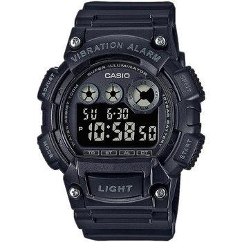 Relojes & Joyas Hombre Relojes digitales Casio W-735H-1BVEF, Quartz, 48mm, 10ATM Negro