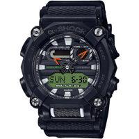 Relojes & Joyas Hombre Relojes mixtos analógico-digital Casio GA-900E-1A3ER, Quartz, 49mm, 20ATM Negro